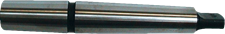 Tapered mandrel with shank MK2/B18