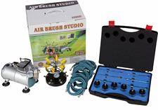 AIRBRUSH MINI STUDIO SIX