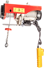 Electric Cable Winch 500/990 kg