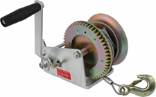 Manual winch 1,100 kg