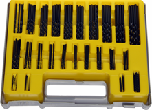 150 pc HSS drill bit set - DIN 338