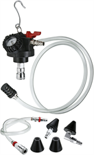 Kit for Vacuum Refilling of Cooling Systems